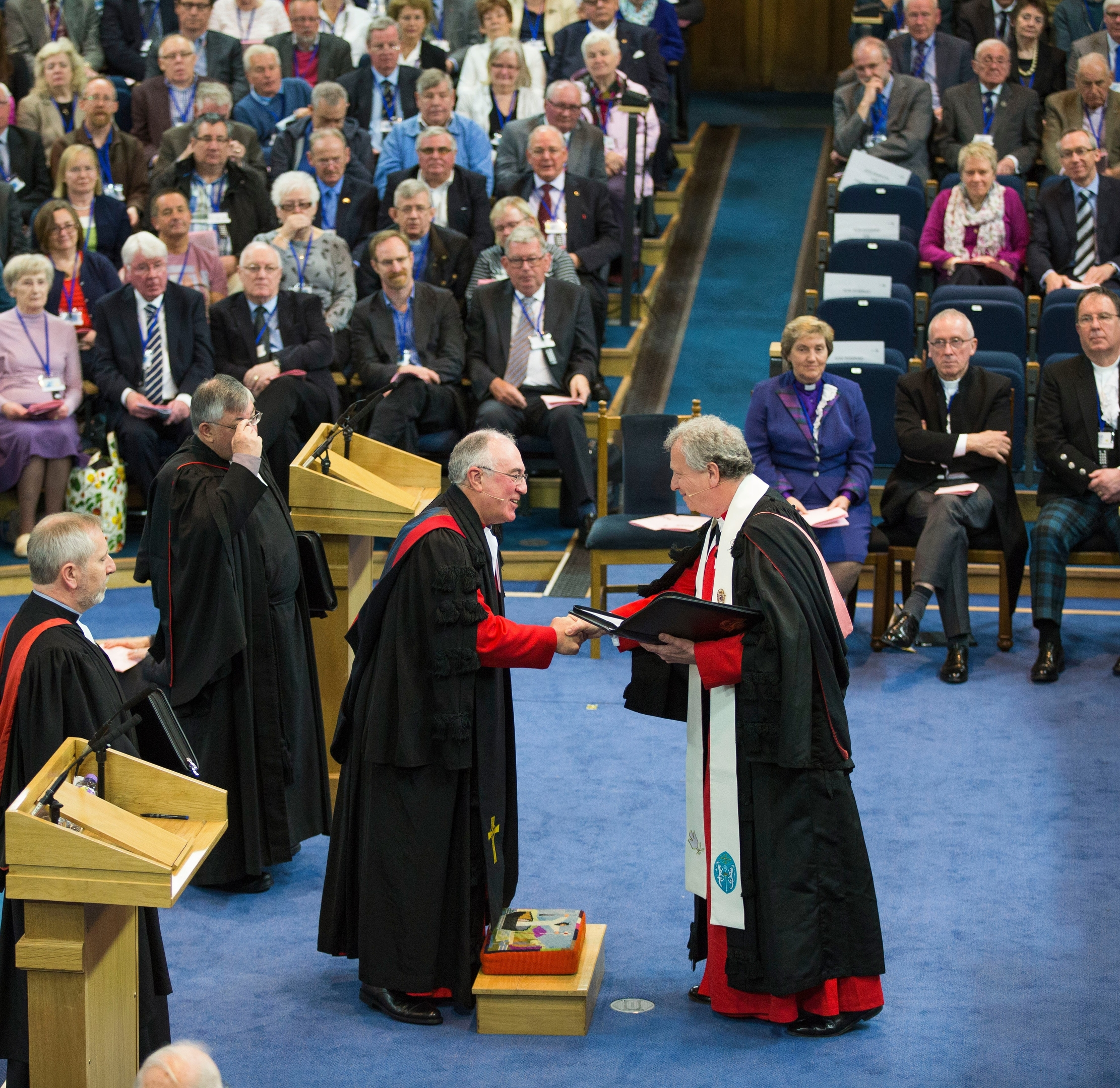 The Church of Scotland General Assembly 2015