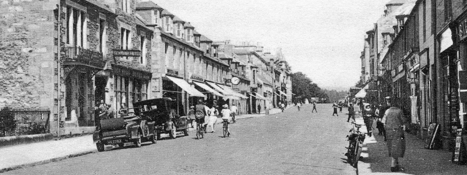 An old image of Grantown