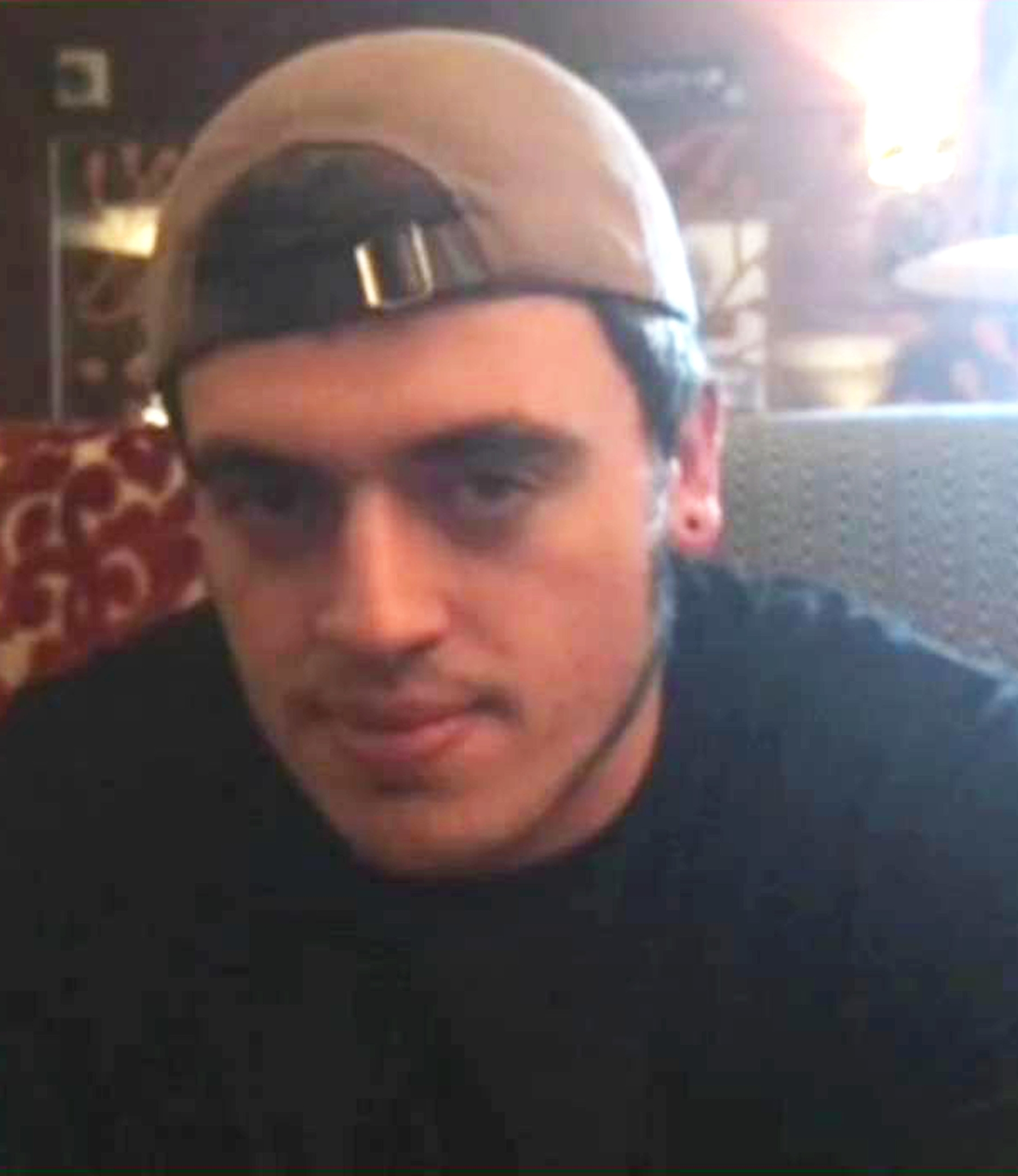 Jed Allen, 21, who is being sought by police