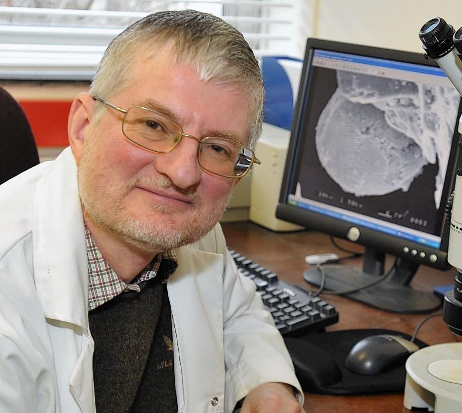 Professor John Parnell