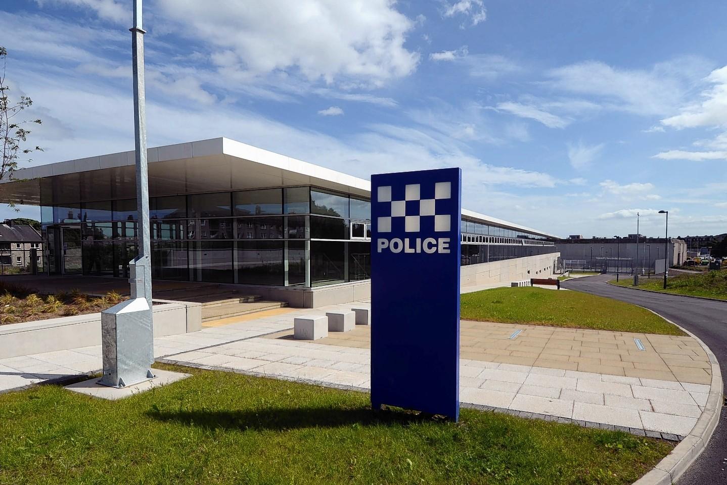Police Scotland Custody Centre at Kittybrewster, Aberdeen