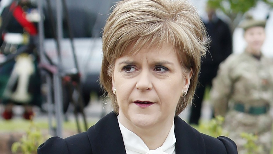 Scottish First Minister Nicola Sturgeon  has agreed with her Welsh counterpart Carwyn Jones to right repeal of Human Rights Act.