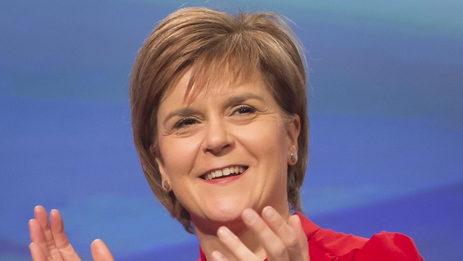 Nicola Sturgeon is looking for cross-party support to defeat UK Government attempt to repeal the Human Rights Act.