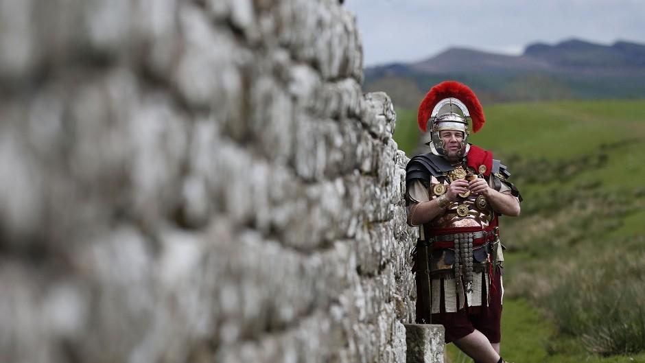 Romans had a penchant for burgers, historians believe