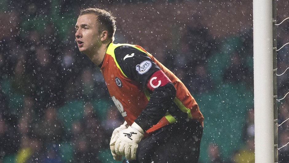 Scott Fox spent five years with Partick Thistle.