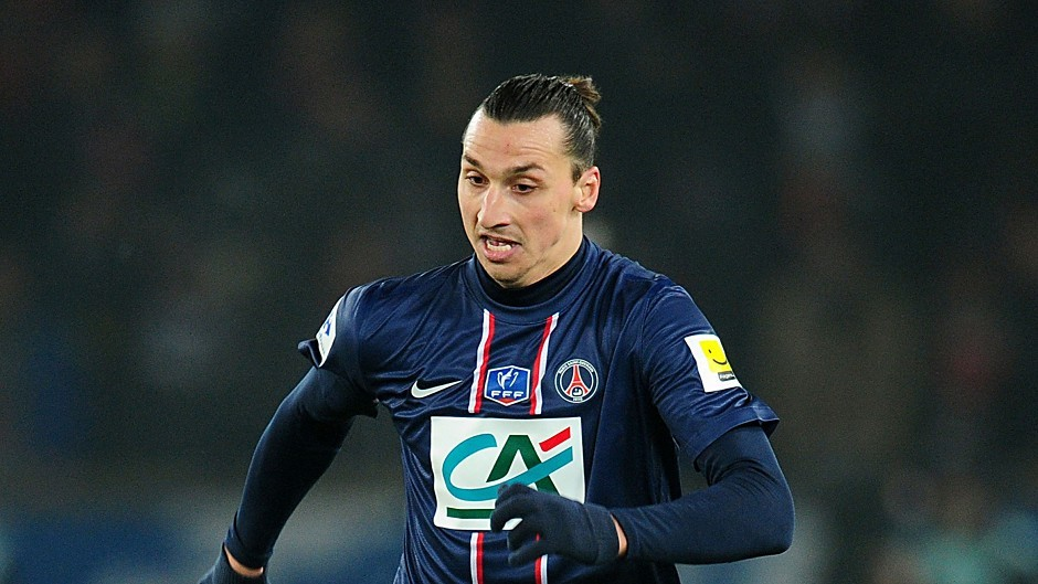 Could Zlatan dare to come to the English Premier League?