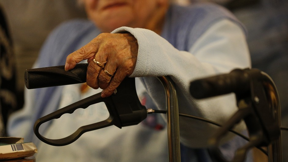 Calls have been made to change the way NHS Highland handles care for older people