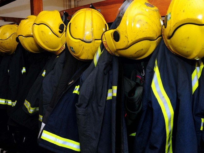Firefighters in Dundee have been called to a series of strange incidents in the last three months