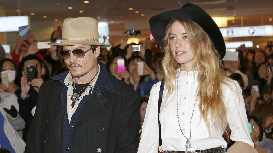 Johnny Depp and Amber Heard were given 72-hour notice to send their two dogs back to the US
