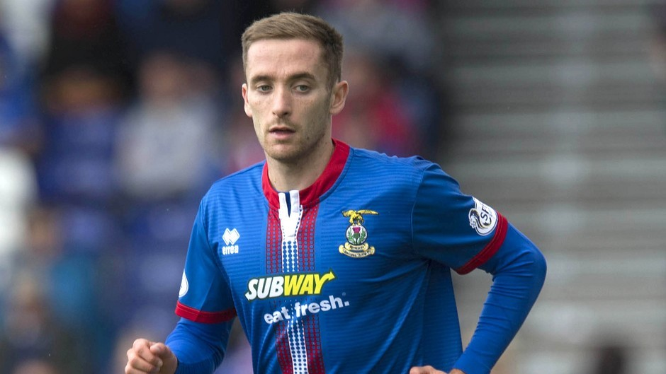 Nick Ross has opted to leave Inverness and join Dundee