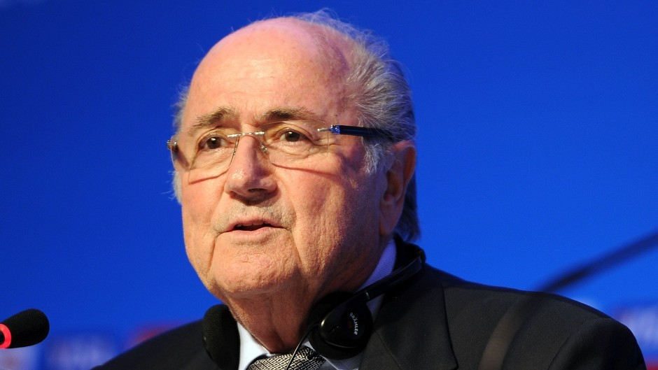 FIFA, led by president Sepp Blatter, has come under fire