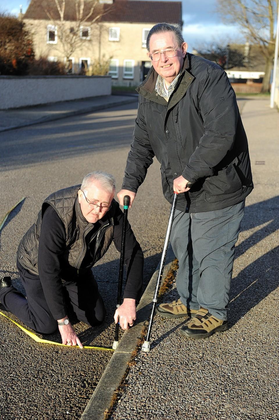 John Hamilton and Robert Murdoch