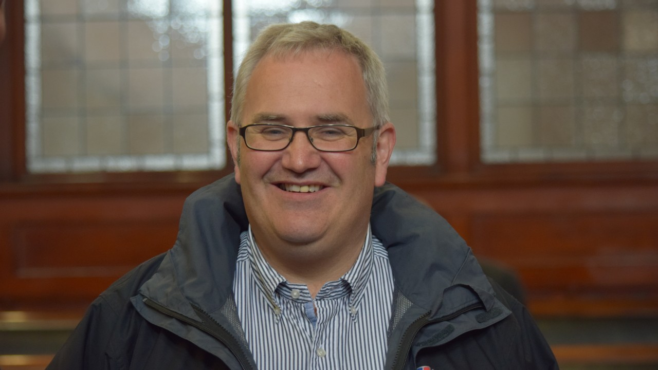 The Rev Donnie MacDonald