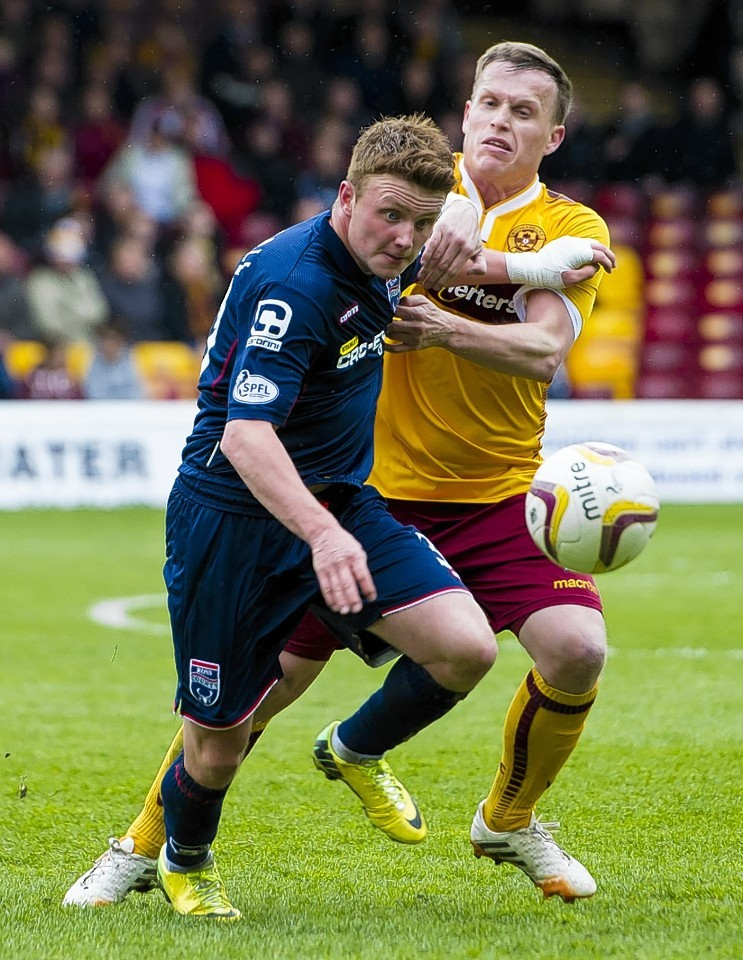 Dingwall remains confident his team can finish above Motherwell