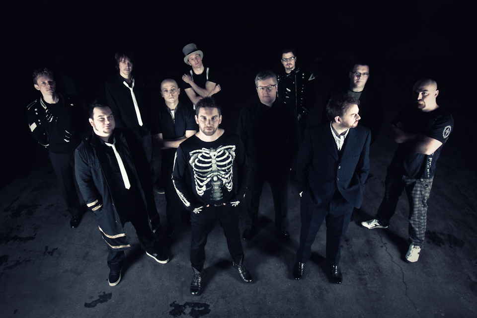 Treacherous Orchestra will play the Stonehaven Folk Festival this year