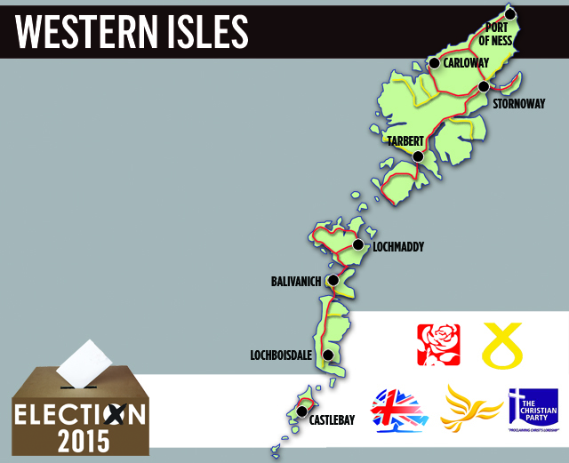 Plans for transporting Western Isles ballot boxes have changed