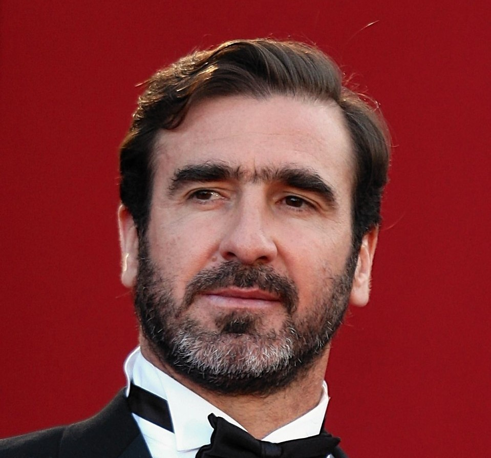 Cantona became a superstar after he was 'made redundant'