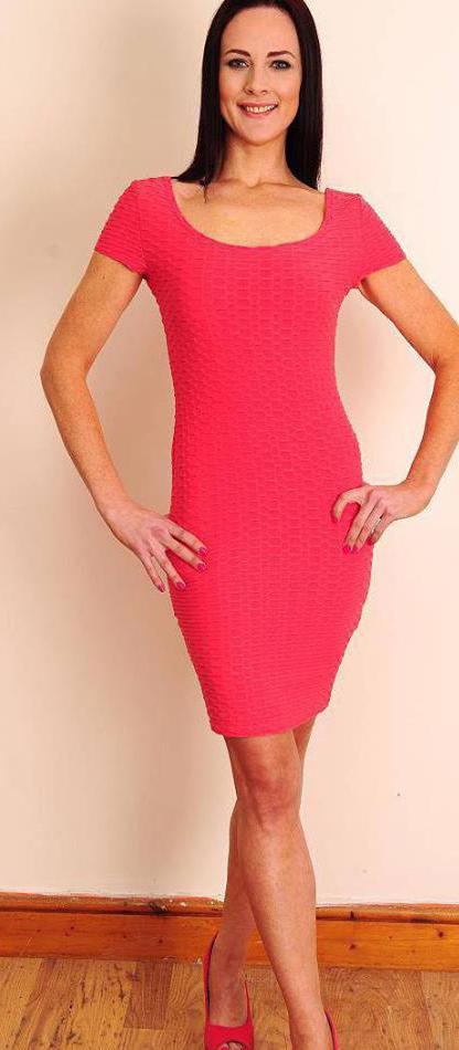 Essex model Taryn Wright