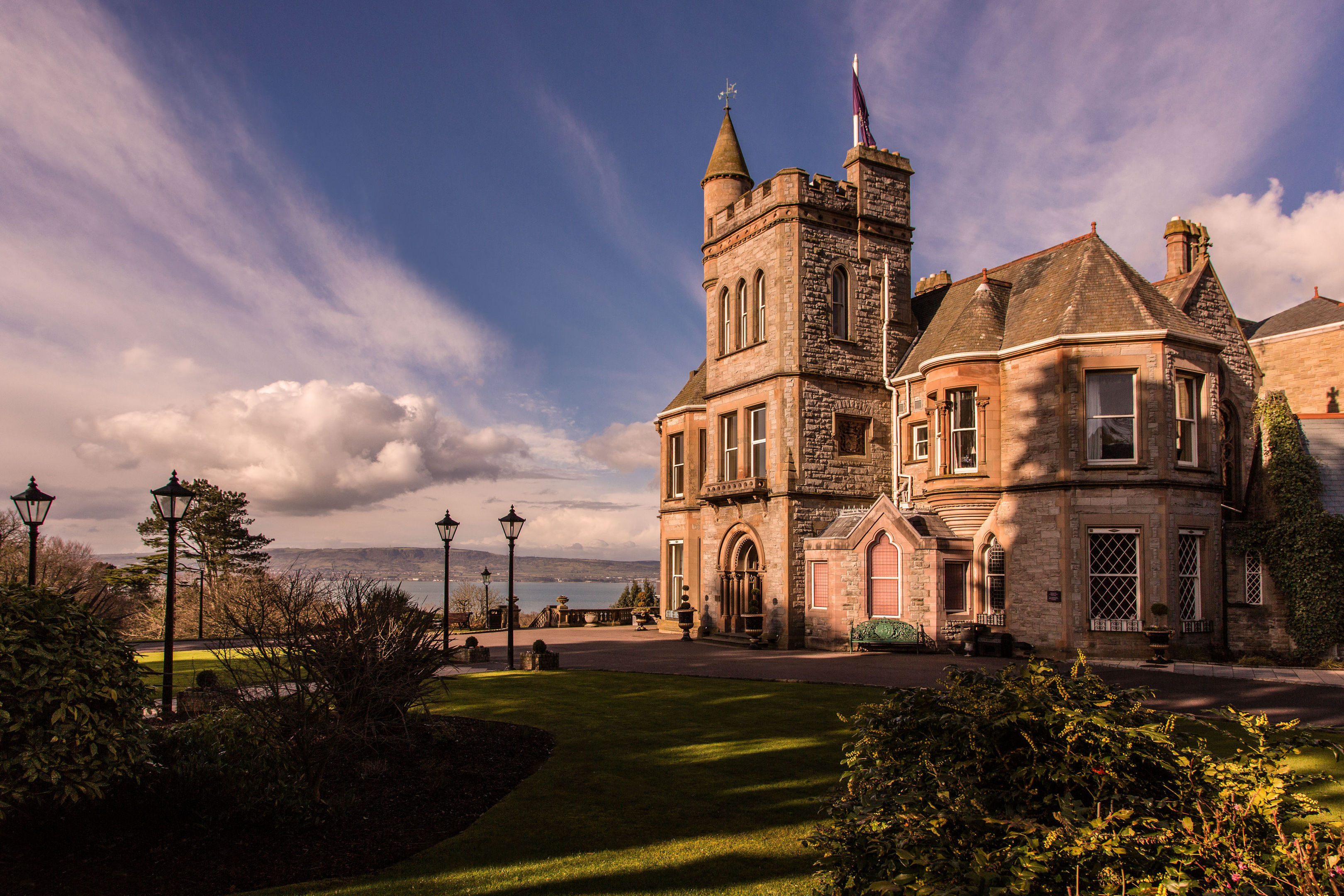 Culloden Hotel, in Holywood, Northern Ireland.