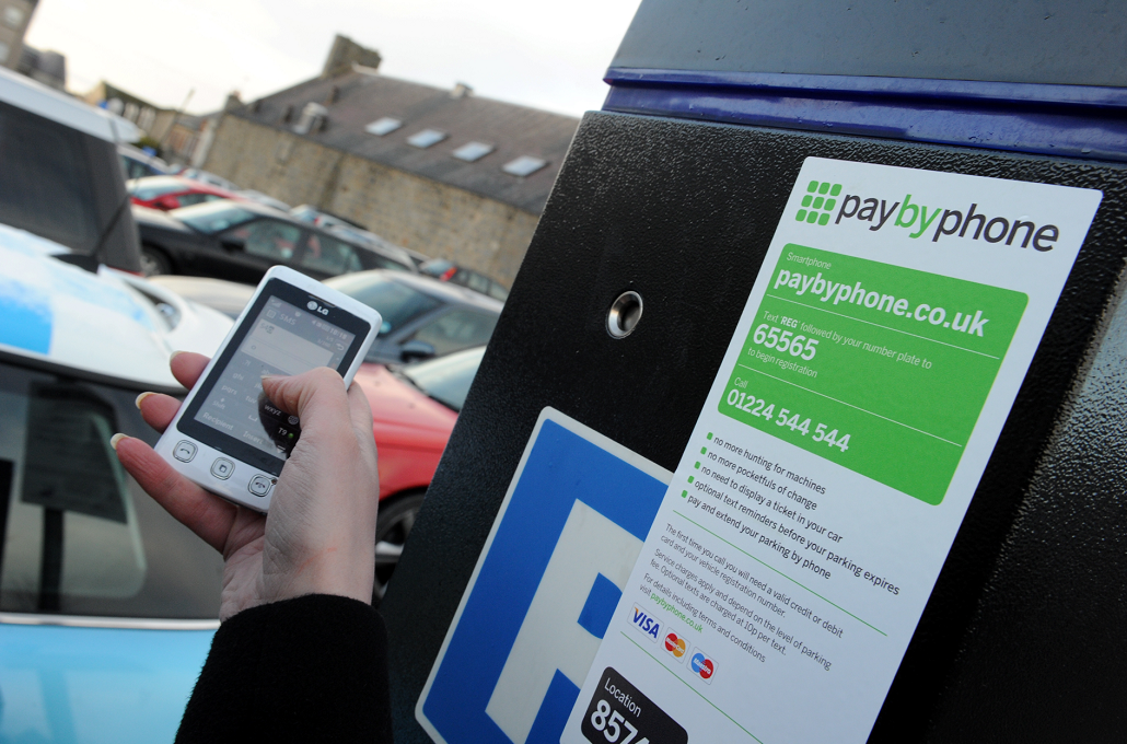 175 machines across the city will be removed to encourage people to pay using their mobiles