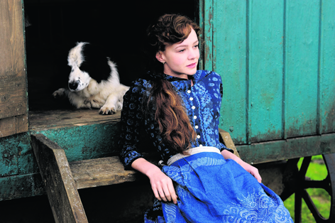 Carey Mulligan as Bathsheba Everdene  in Far from the Madding Crowd