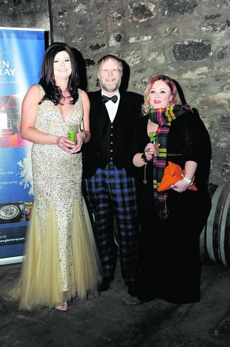 Laura-Catherin MacLean, Stephen Cribb and Paula McNulty