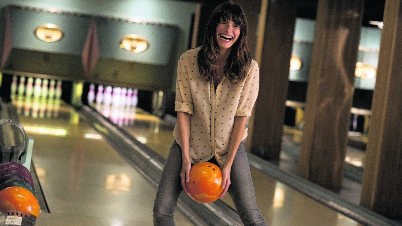 Nancy played by Lake Bell