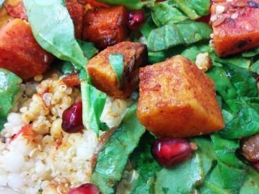 WELLBEING Super Salads 093266