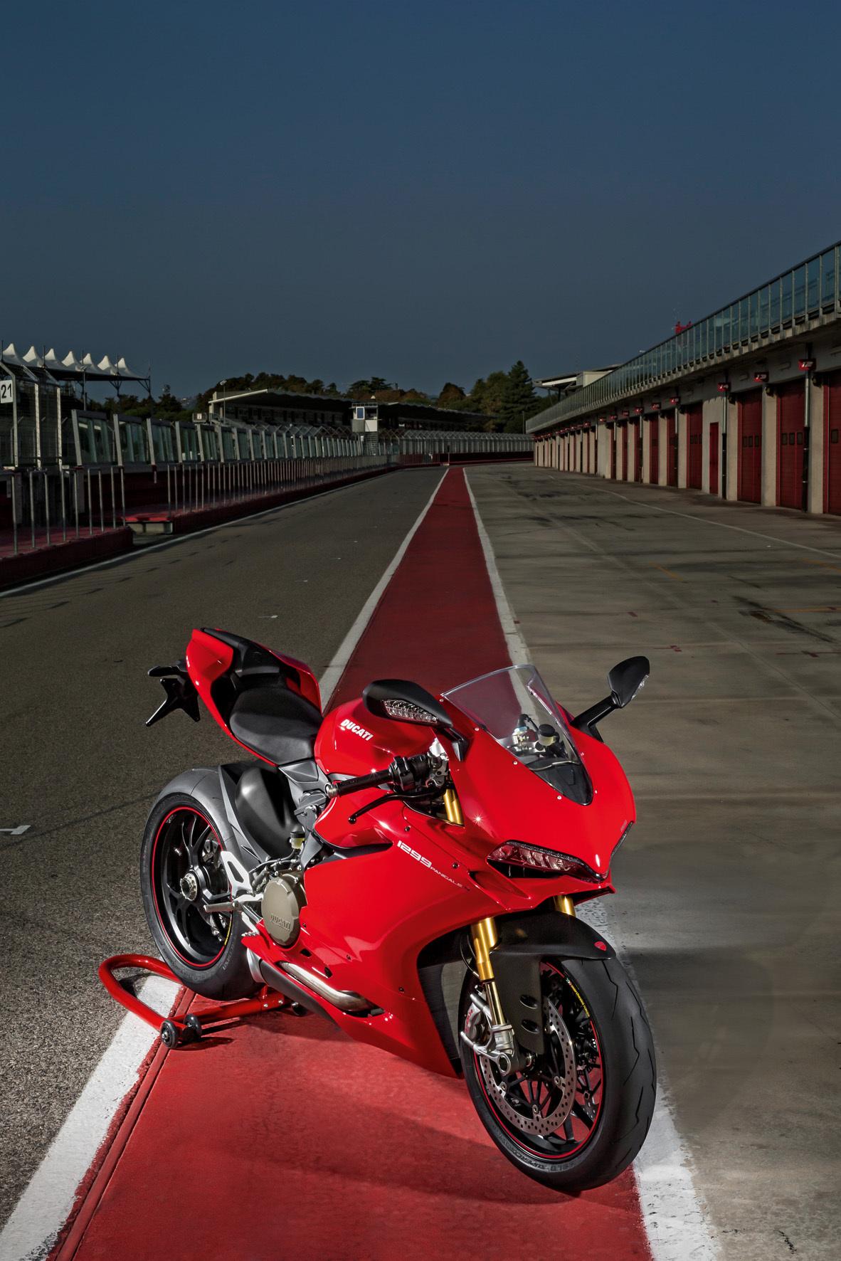 2015 Ducati Panigale 1299 S