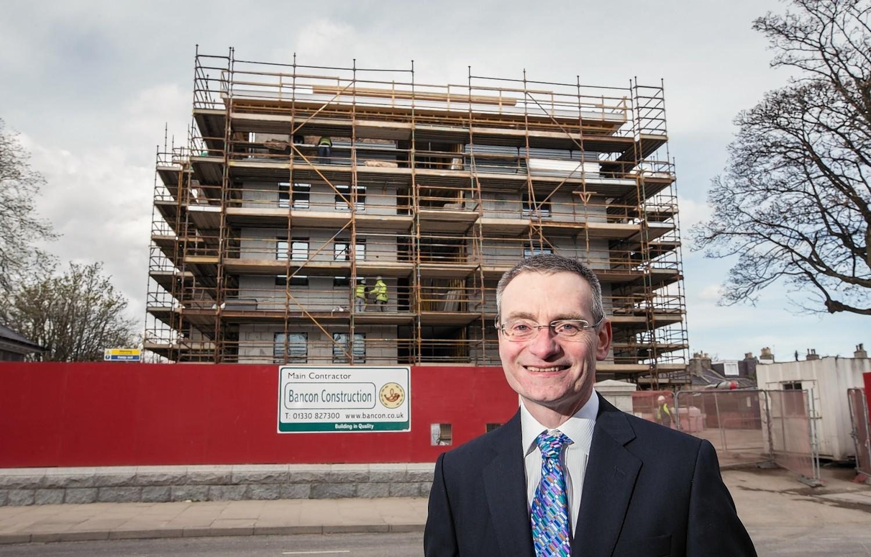 Bancon Group chief executive John Irvine