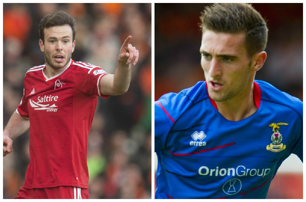 Andrew Considine says more competition for places created by Graeme Shinnie's arrival is a good thing