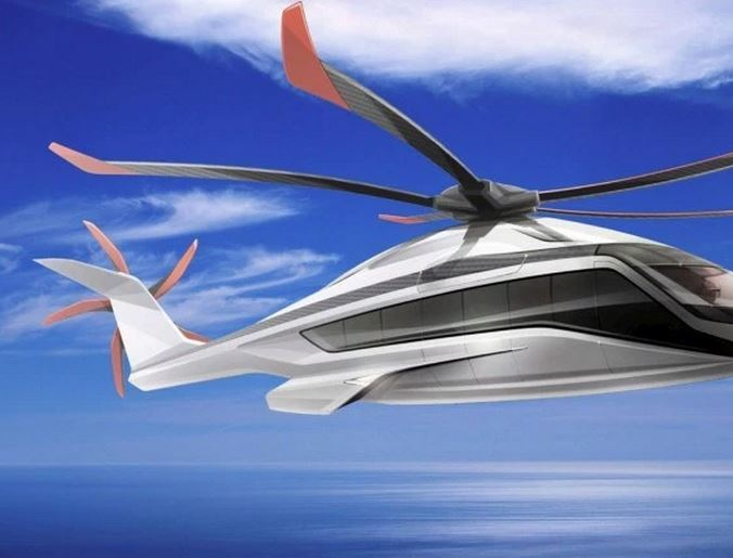 The new Airbus Helicopter