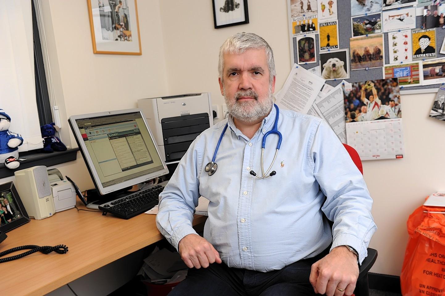 Dr Ken Lawton