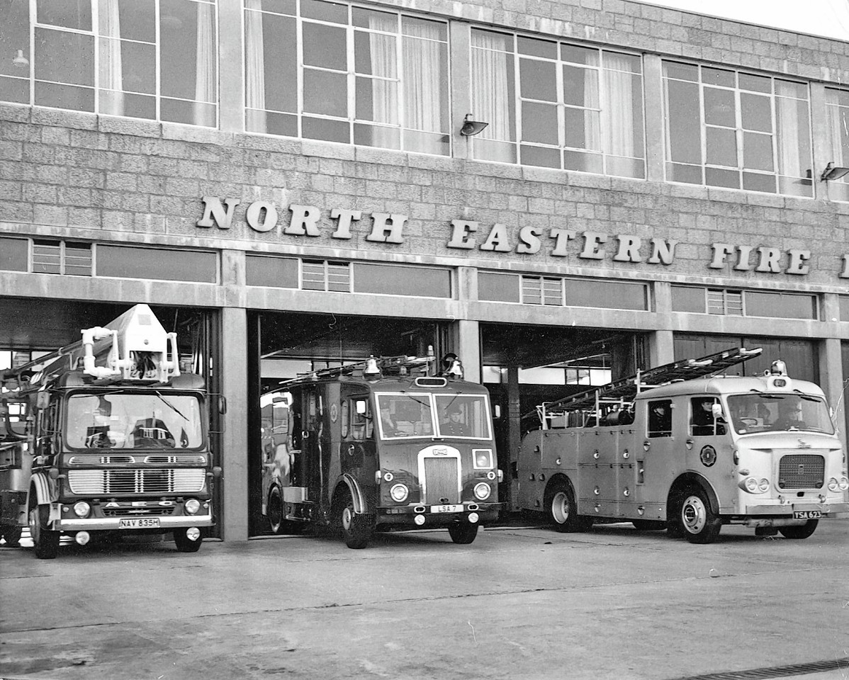 Aberdeen fire and rescue headquarters