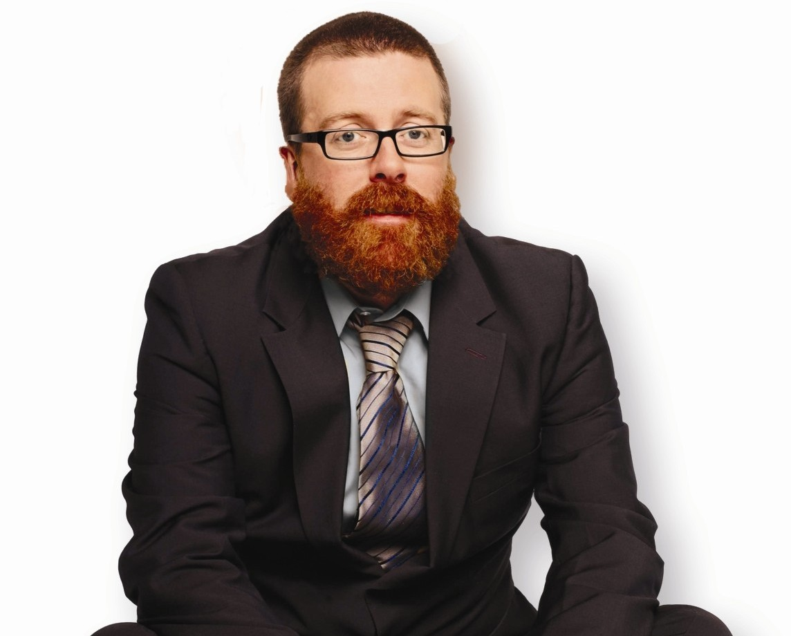 Frankie Boyle will test new material in The Granite City