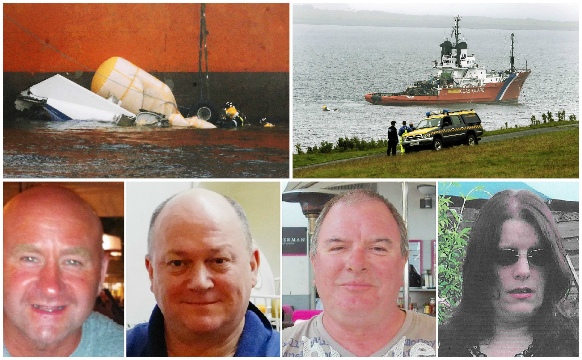 Four died in the 2013 North Sea helicopter crash