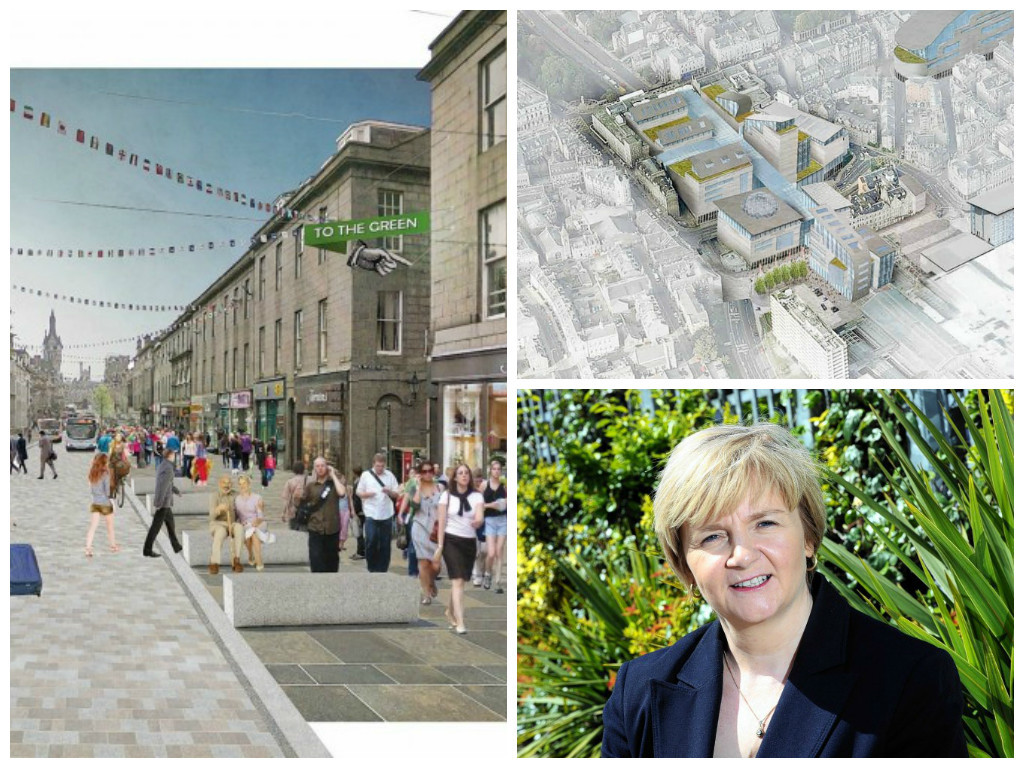 Jenny Laing is hopeful the blueprint will be approved