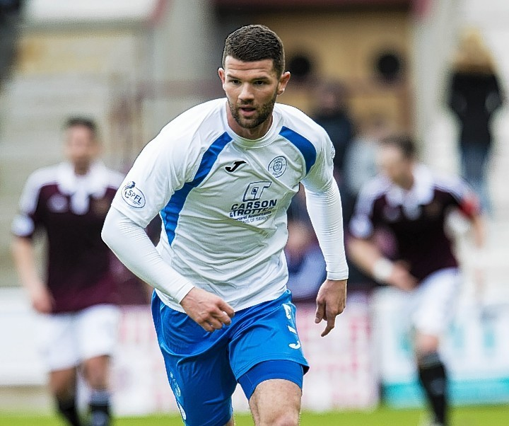 Mark Durnan has impressed for Queen of the South in the Championship and is now being chased by three Premiership clubs