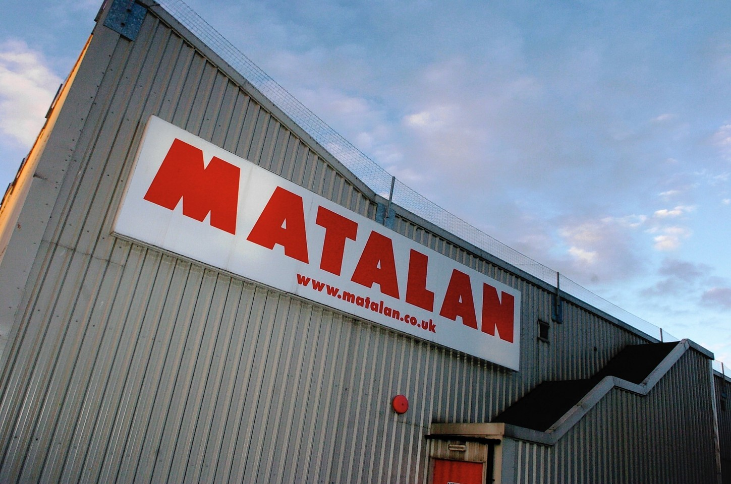 Aberdeen Matalan raised the money for Maggie's