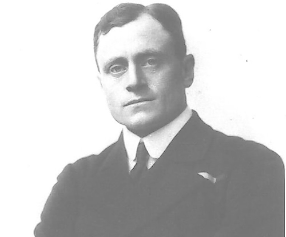 Admiral Sir Martin Dunbar-Nasmith, in 1916 aged 33