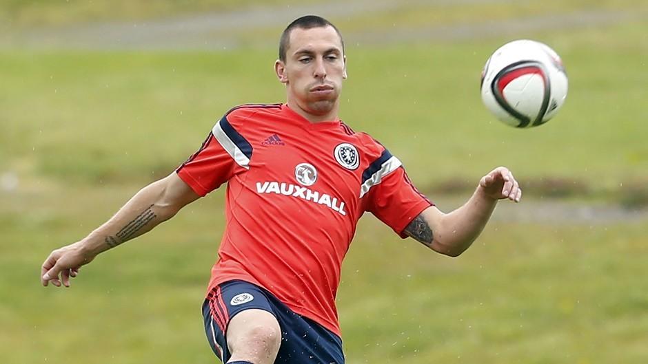 Scotland skipper Scott Brown is desperate to reach the Euro finals