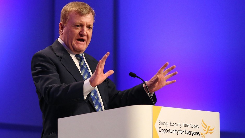 Charles Kennedy died suddenly at his home on June 1 at the age of 55