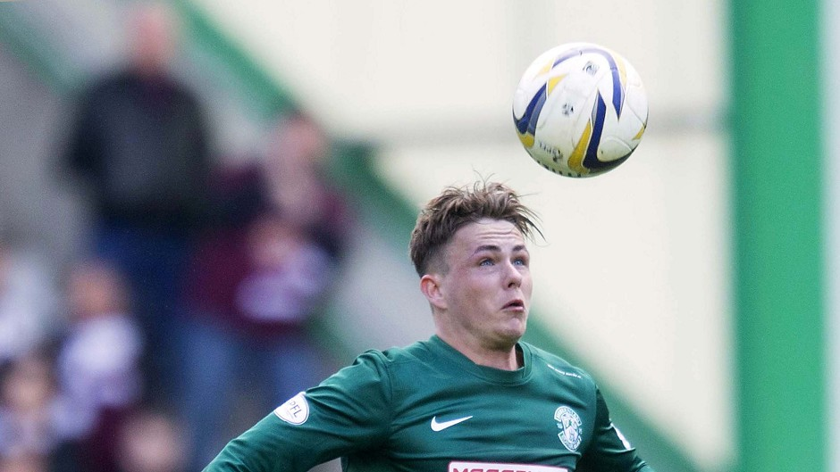 Scott Allan could be on the move this summer