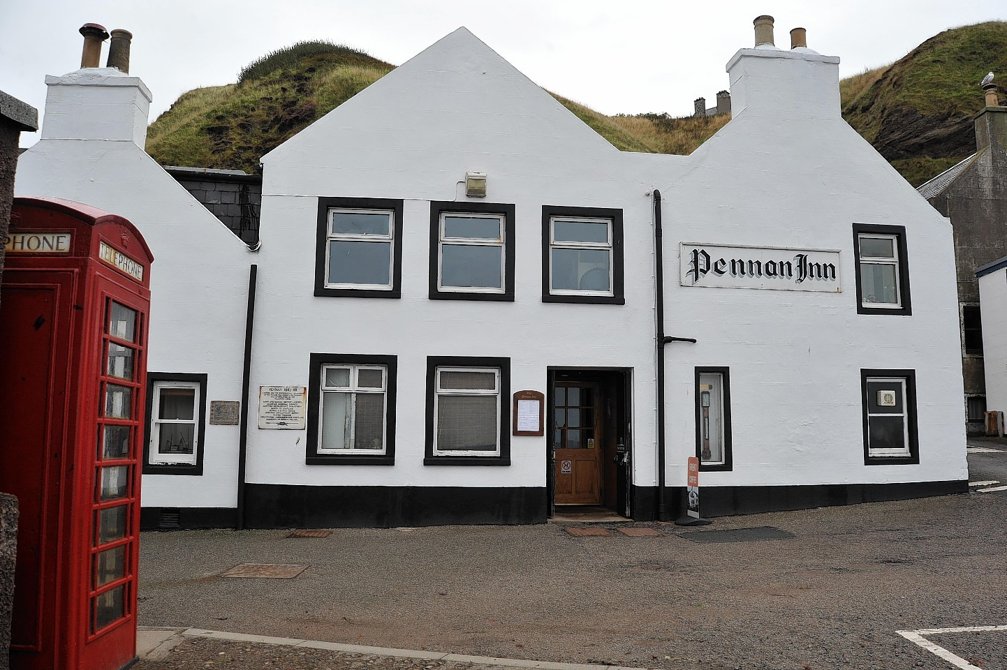 The Pennan Inn