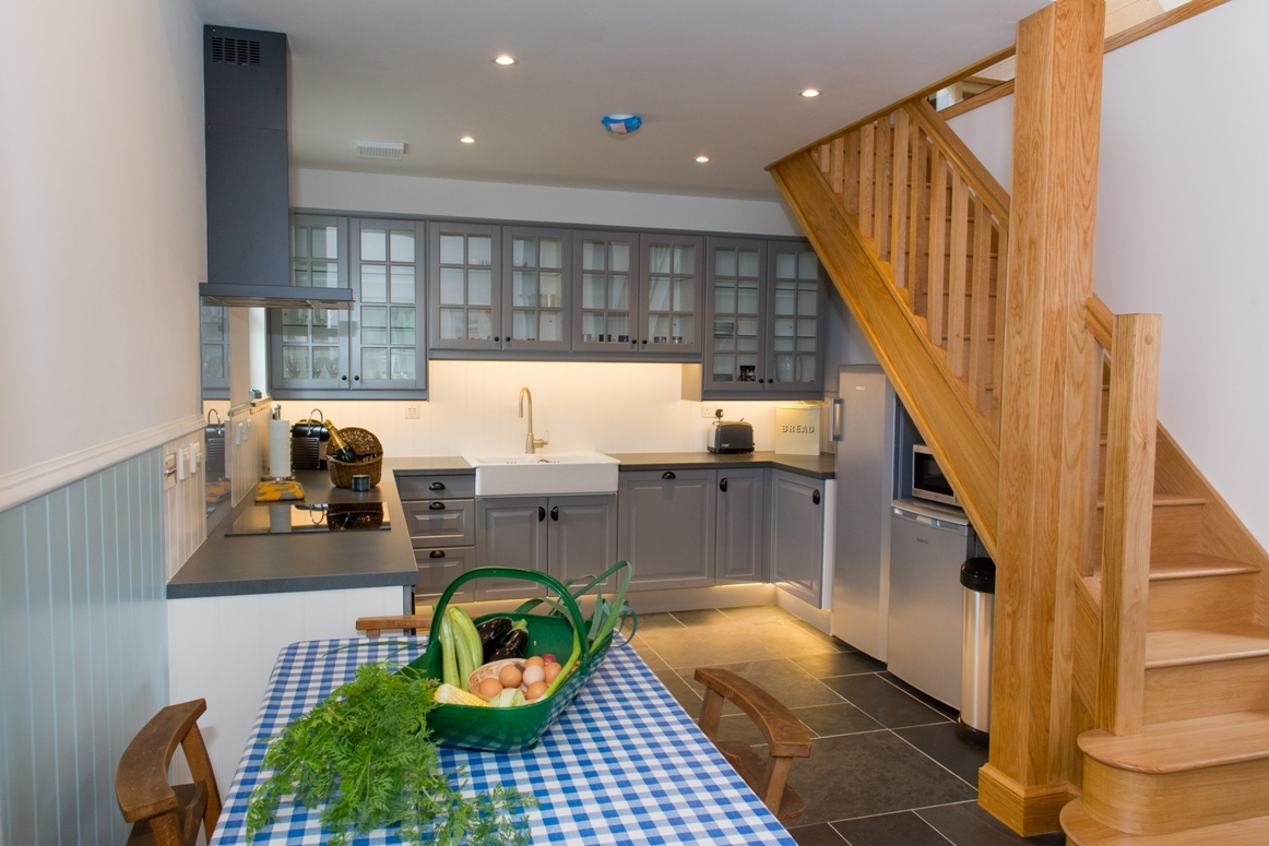 Pluscarden Crofts kitchen image
