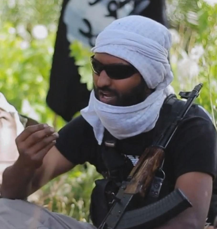 IS fighter believed to be Abdul Rakib