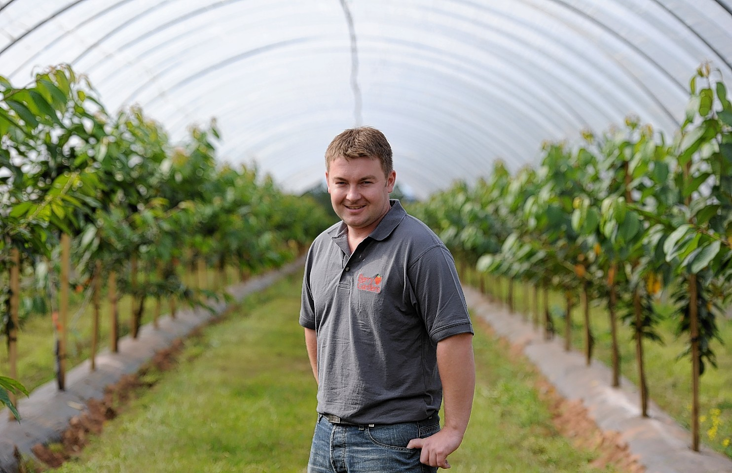 Ross Mitchell of Castleton Farm