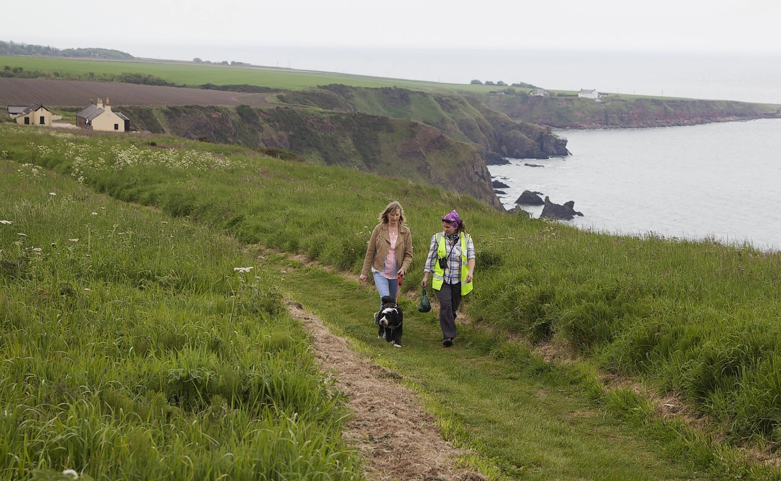 Rat poison has been left on the public path at the St Cyrus Nature Reserve