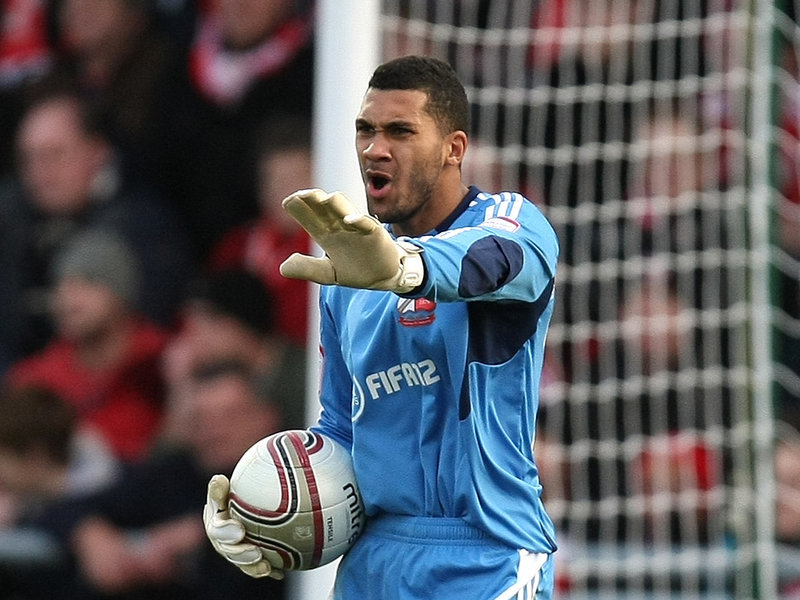 Rangers are looking to sign Wes Foderingham