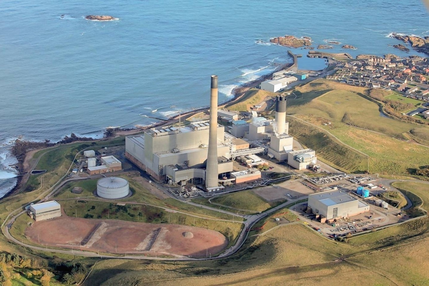 Peterhead Power Station